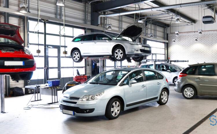 Cum optimizăm timpul pe care mașinile îl petrec pe rampă la service